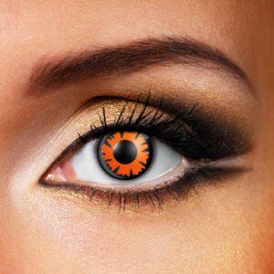 Demon Contact Lenses