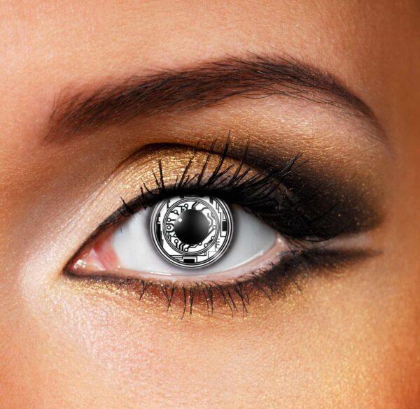 Bionic Eye Contact Lenses