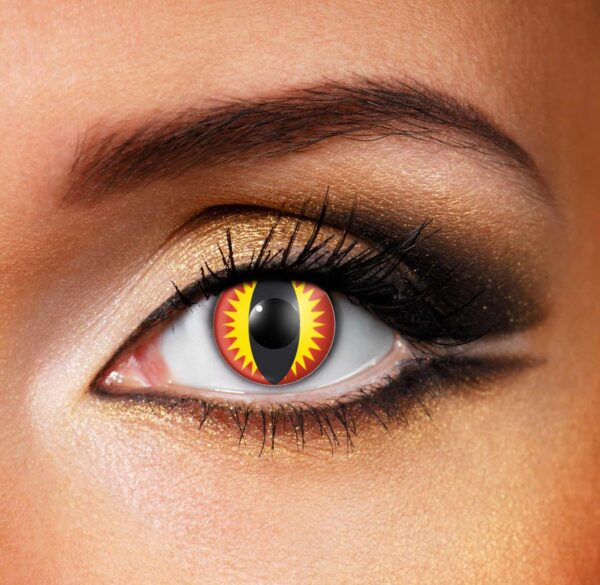 Dragon Eye Contact Lenses