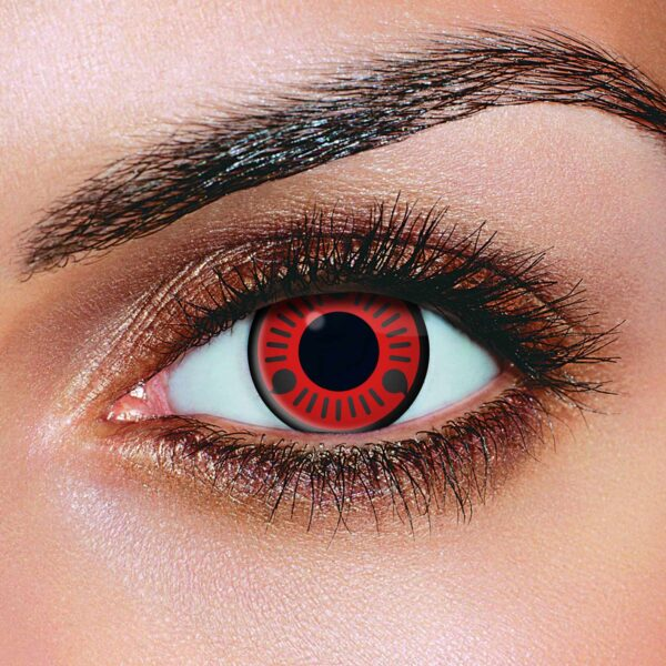 Sasuke Contact Lenses