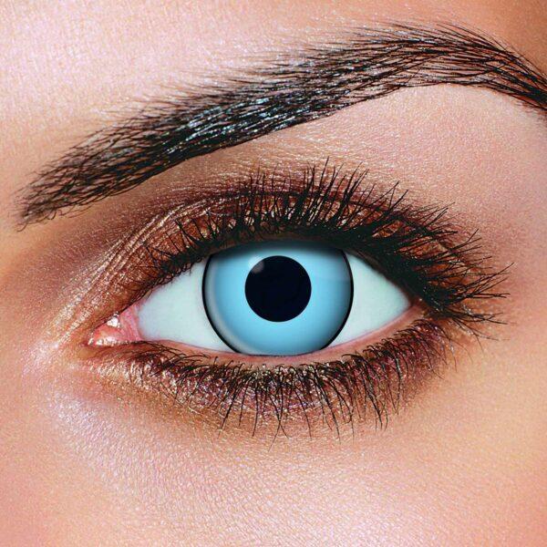 Blue Manson Contact Lenses