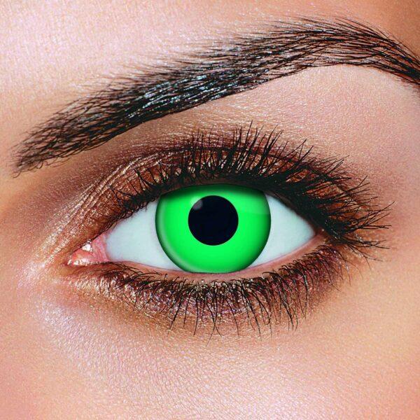 Emerald Green Contact Lenses