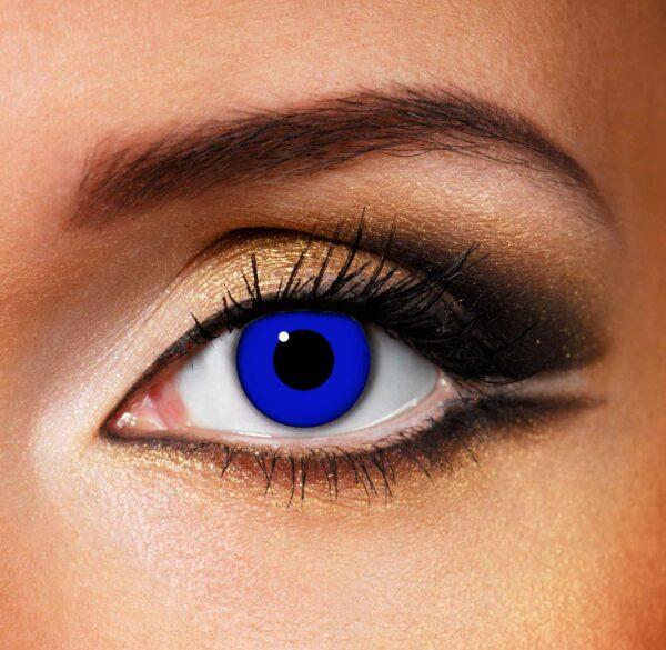Royal Blue Contact Lenses