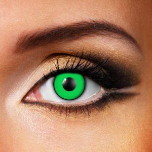 Green Manson Contact Lenses