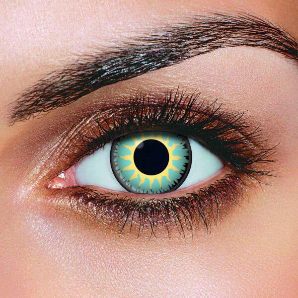 Aqua Contact Lenses