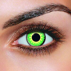 Green Contact Lenses