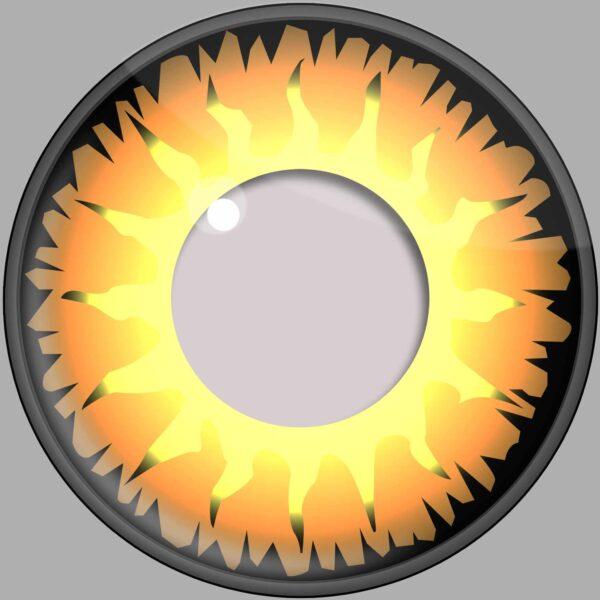 Honey Contact Lenses