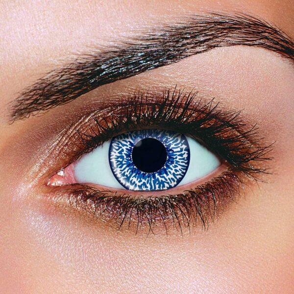 Blue Color Contact Lenses