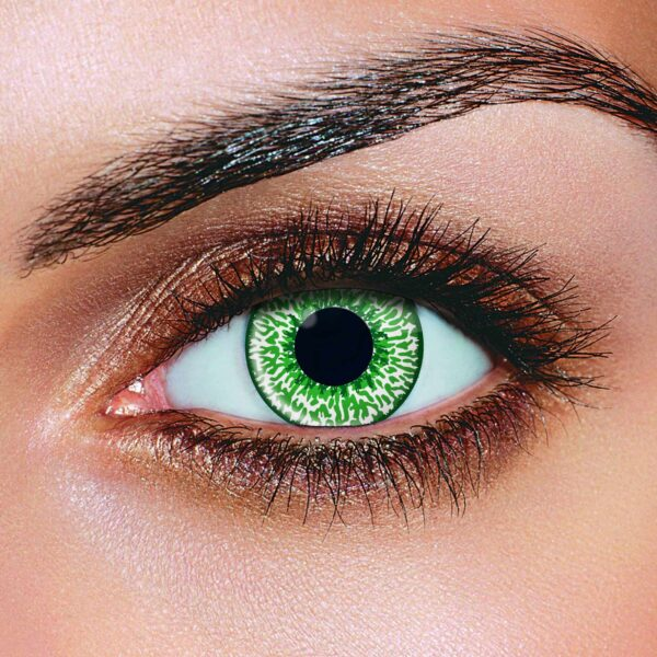 Green Color Contact Lenses