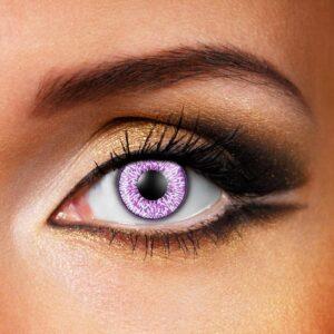 Violet Color Contact Lenses