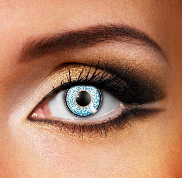 Aqua Tone Contact Lenses