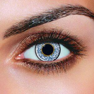 Blue Tone Contact Lenses