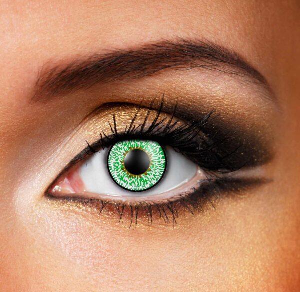 Green Tone Contact Lenses