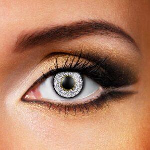 Grey Tone Contact Lenses