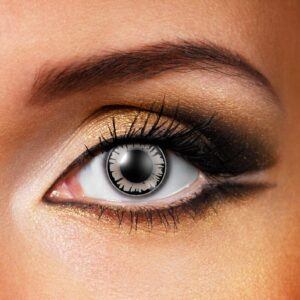 Grey Color Contact Lenses