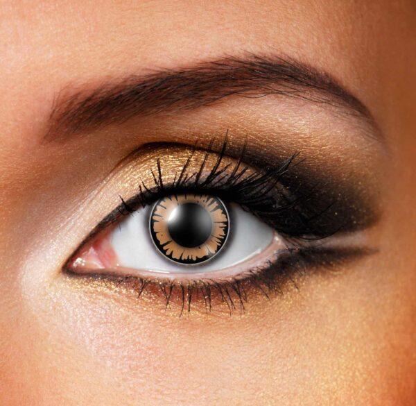 Dolly Eye Hazel Contact Lenses