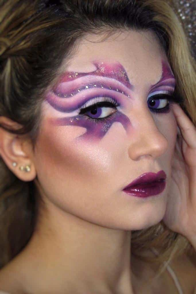 Violet Contact Lenses