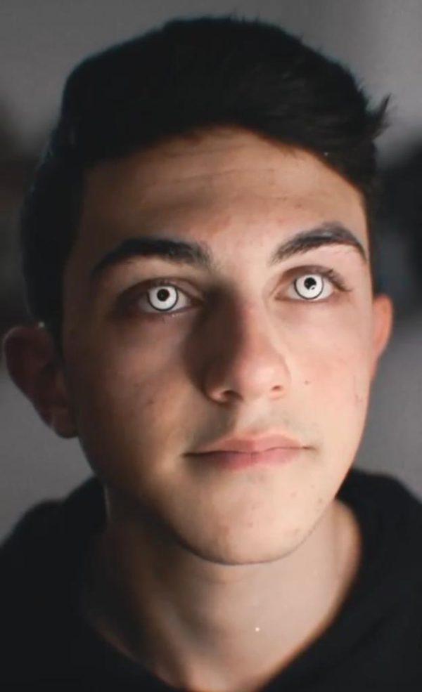 White Manson Lenses