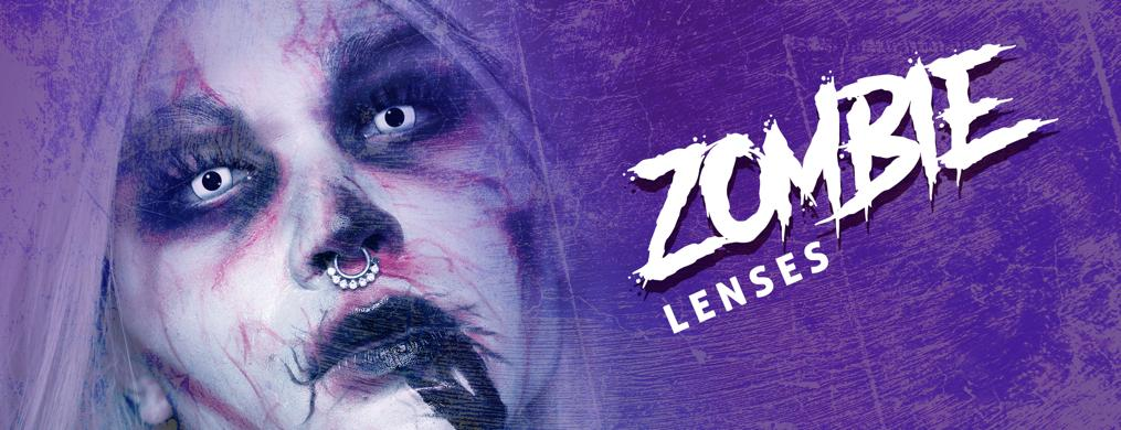 Zombie Lenses on 2Eyes.com