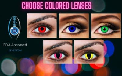 Tippy-Tippy-Top! What Colored Lenses Do You Want?